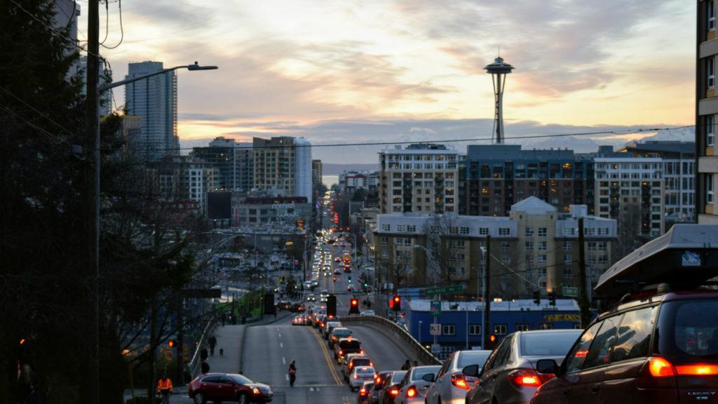 Seattle Commute 34